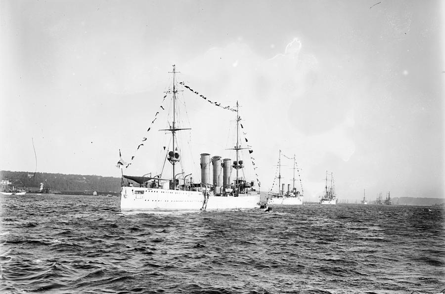 20th Century Photograph - Sms Dresden by Granger