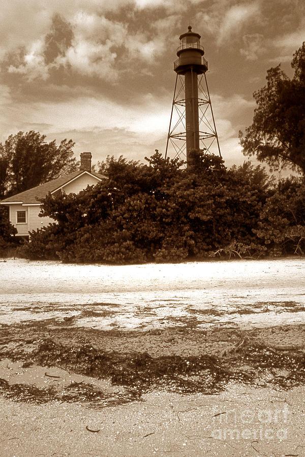 Sanibel Island Lighthouse Photograph