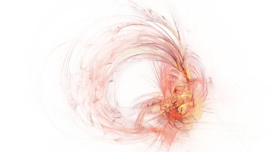 Crab Digital Art - Snap Bang by Mark Bowden
