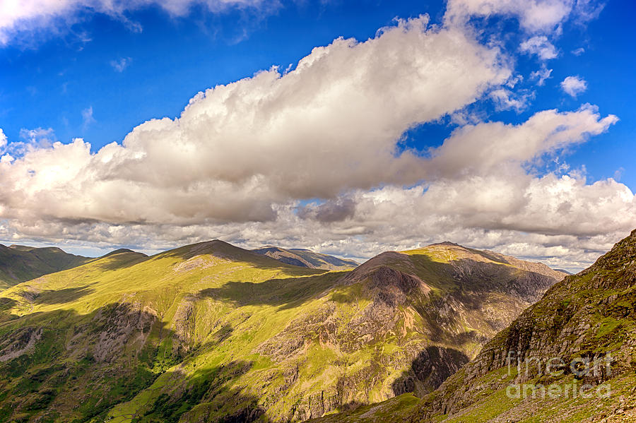 Beautiful Photograph - Snowdonia by Jane Rix