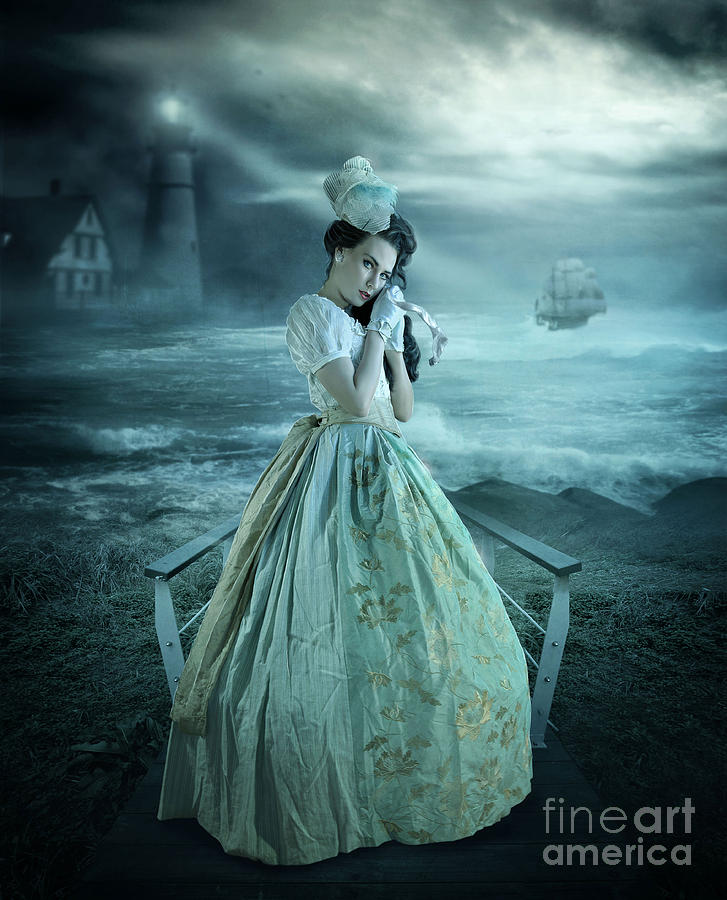 So Long Sailor Digital Art by Jessica Allain