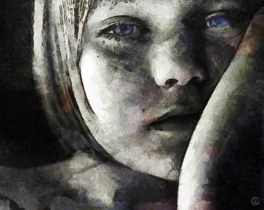 Child Digital Art - So What... by Gun Legler