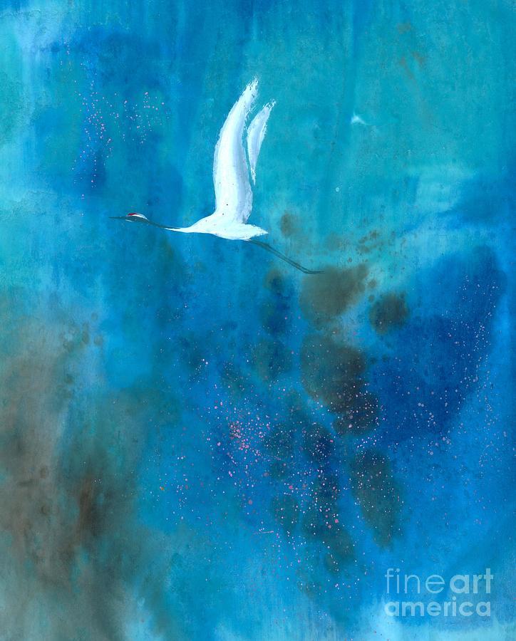 Soar II Painting by Mui-Joo Wee