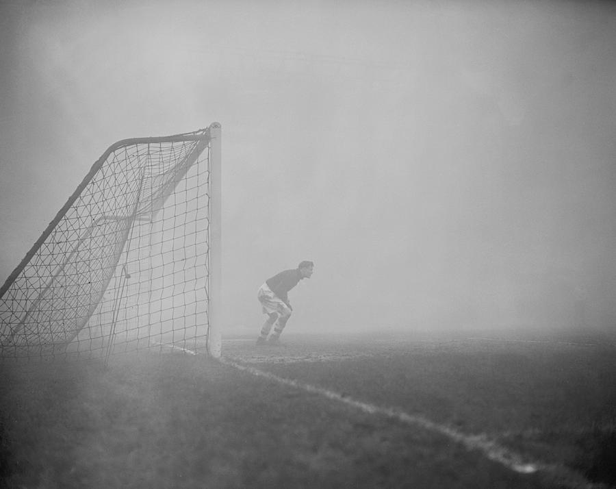 Soccer - League Division One - Arsenal v Aston Villa - Highbury Photograph by PA Images
