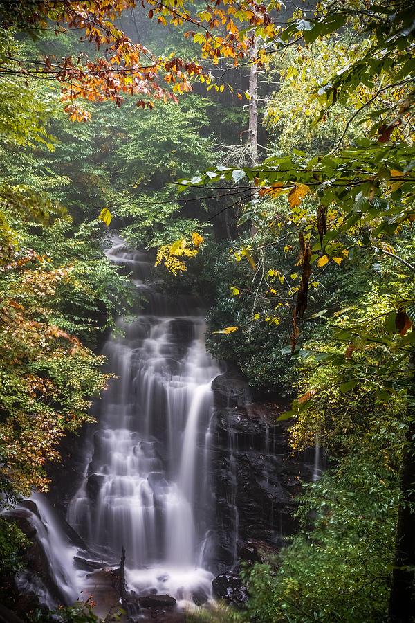 Soco Falls by Francis Trudeau