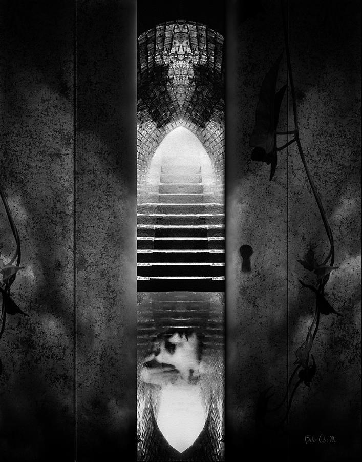 Asylum Photograph - Soft Asylum by Bob Orsillo