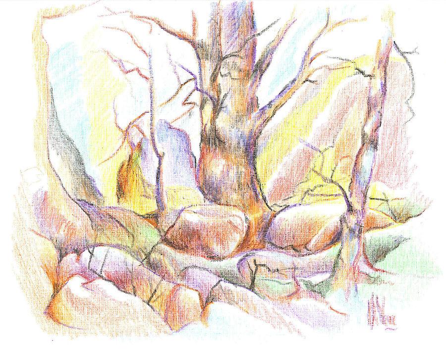 Kip Painting - Softly Speaking by Kip DeVore