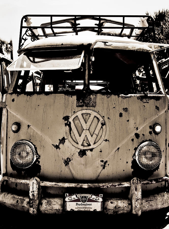 Vw Photograph - Soldier On by Patrick  Flynn