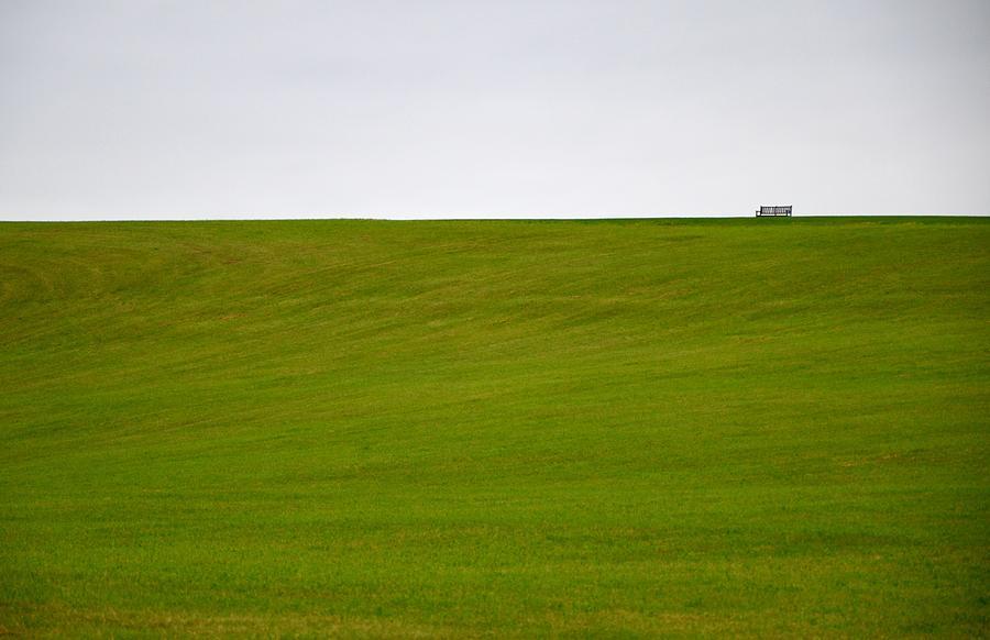 Vermont Photograph - Solitude by Corinne Rhode