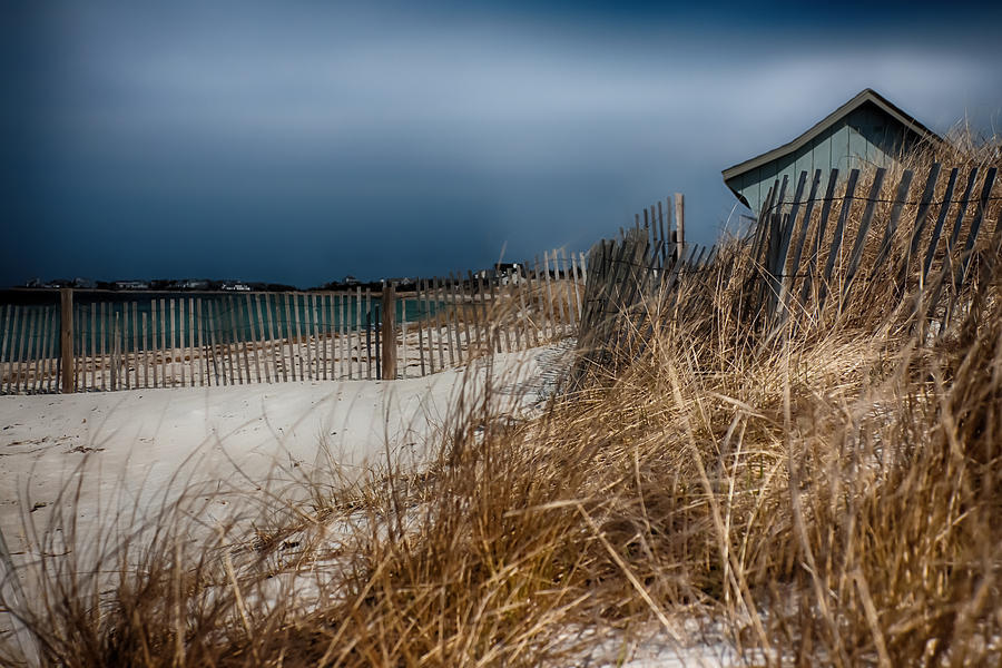 #jefffolger Photograph - Solitude On The Cape by Jeff Folger