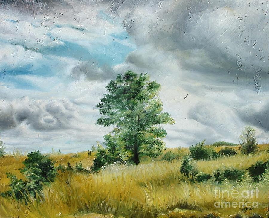 Solitude Painting