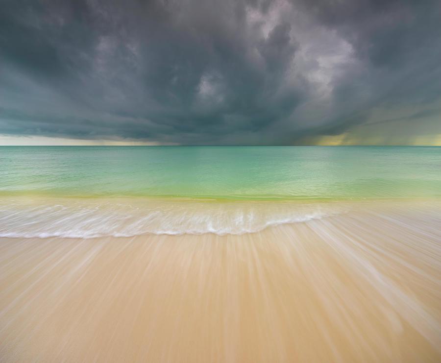 Sky Photograph - Solitude1 by Alexandru Popovski