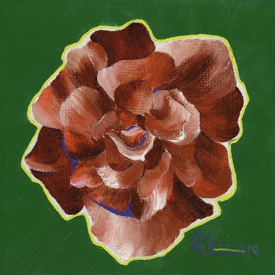 Rose Painting - Solo by Kerri Meehan