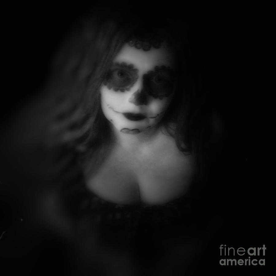 Somber photograph by k l roberts day of the dead photograph somber by k l roberts m4hsunfo