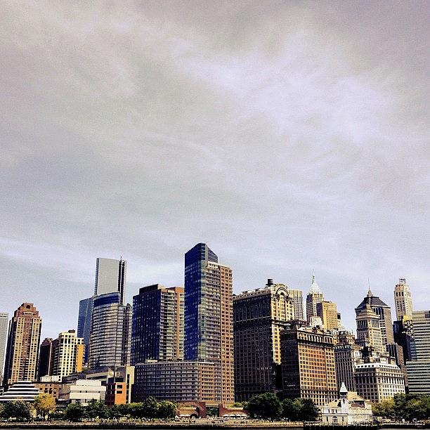 Nyc Photograph - Some Of My Favorite #nyc Skyscrapers by Vivienne Gucwa