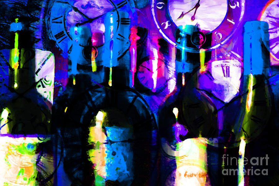 Wine Photograph - Some Things Get Better With Time M150 by Wingsdomain Art and Photography