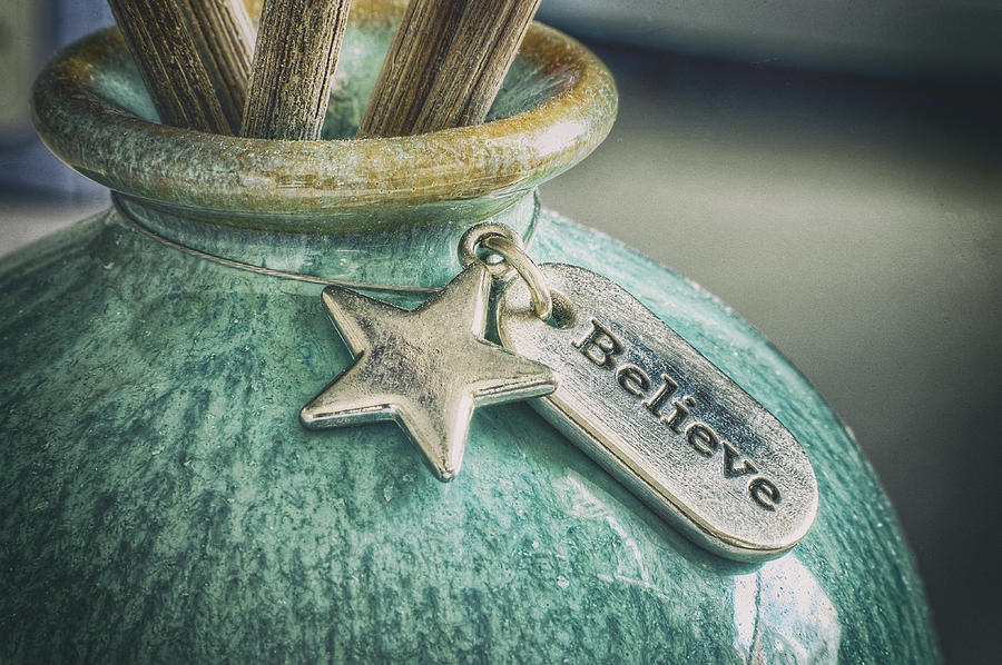 Believe Photograph - Something To Believe In by Scott Norris