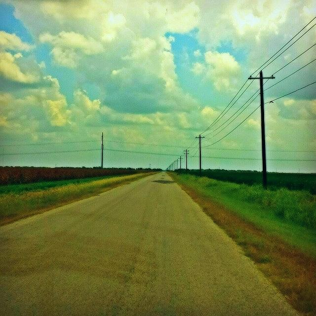 Beautiful Photograph - Sometimes It Feels Like The Road Goes by Laurence Konvicka