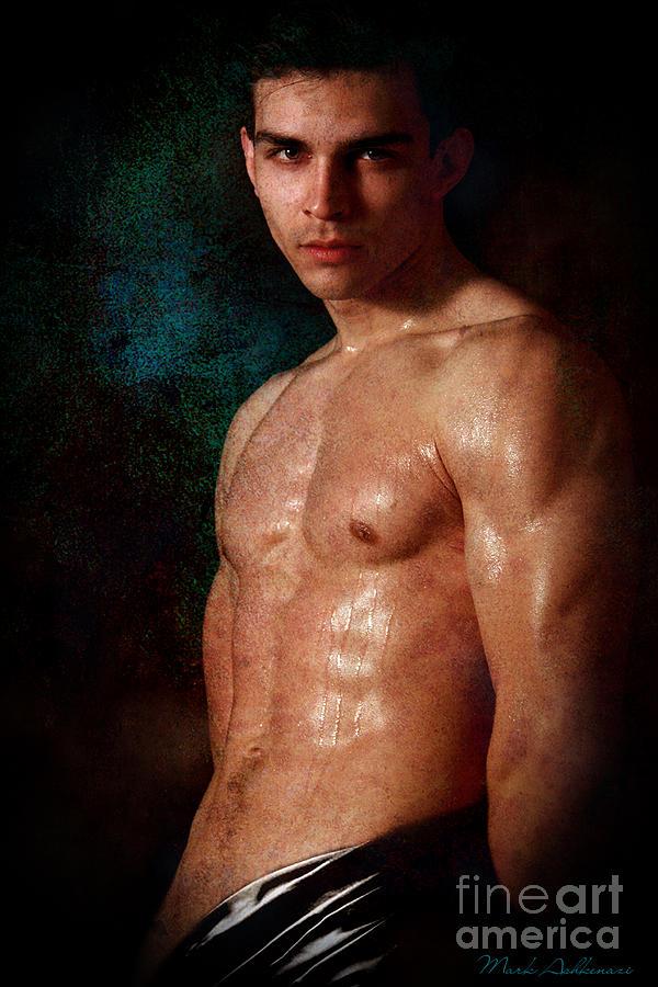 Gay Photograph - Somewhere 2 by Mark Ashkenazi