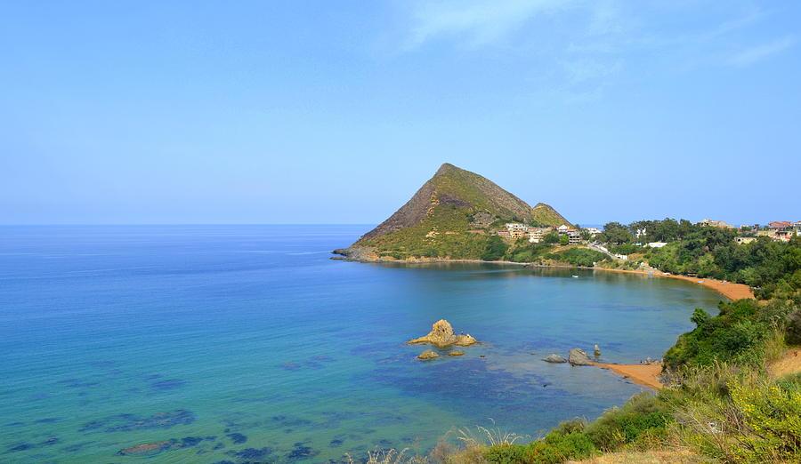 Algeria Photograph - Algeria- Djidjelli Coast by Riad Belhimer