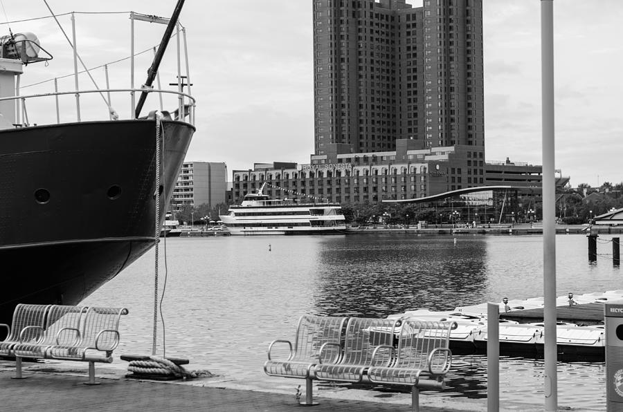 City Photograph - Sonesta View by Ryan Routt