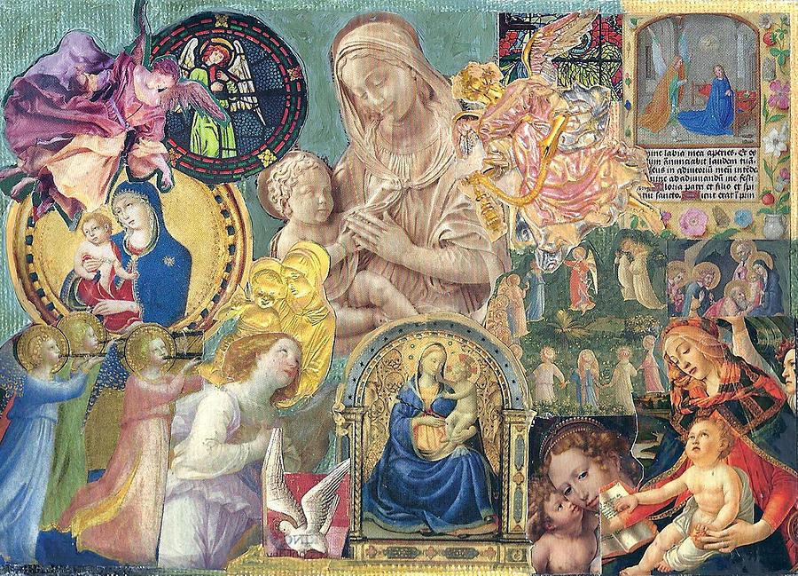 Song of Angels II by Paula Emery