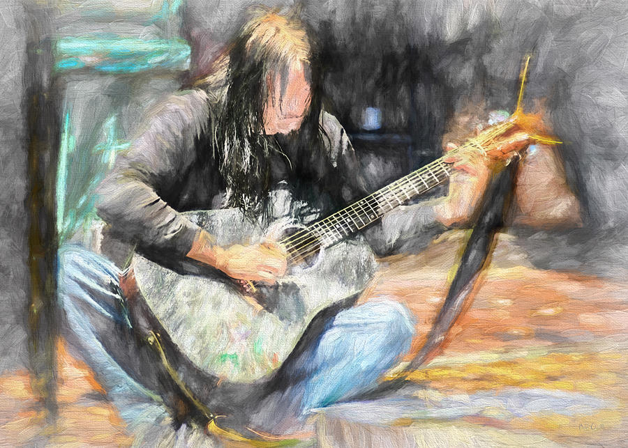 Songs From The Street Painting