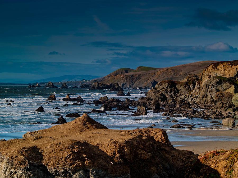 Sonoma Photograph - Sonoma Coast by Bill Gallagher