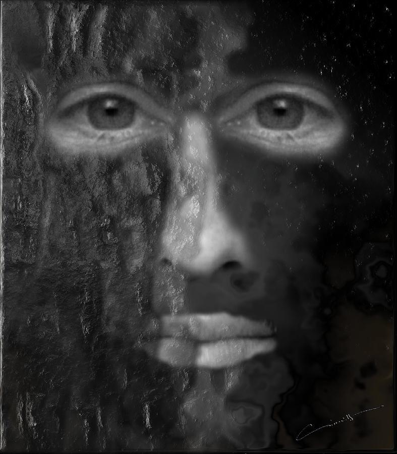 Sol Digital Art - Soul Emerging by Michael Hurwitz