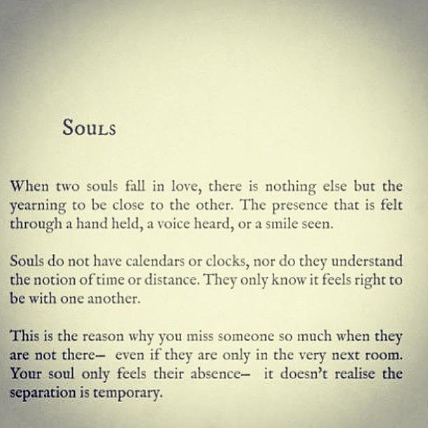 Fate soulmate