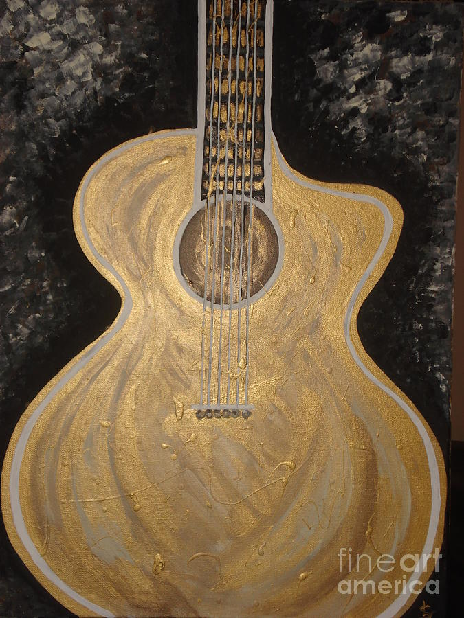 Music Painting - Sound Of Music by LCS Art