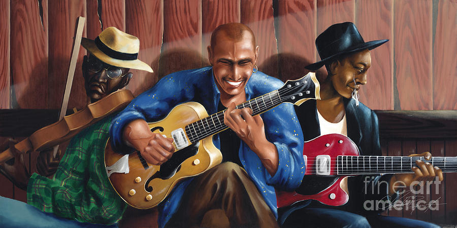 Sounds of Three by Clement Bryant