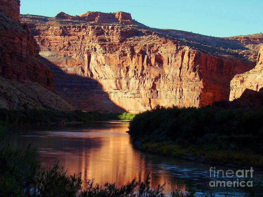 Colorado River Photograph - Source Of Colorado River by Eva Kato