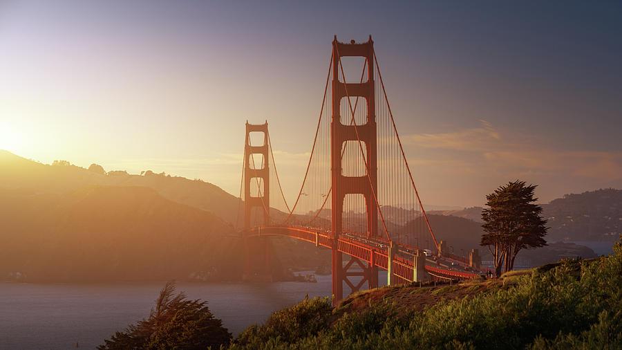 Usa Photograph - South Golden Gate. by Juan Pablo De