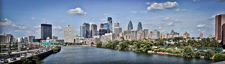 Philadelphia Photograph - South Street View by Stacey Granger