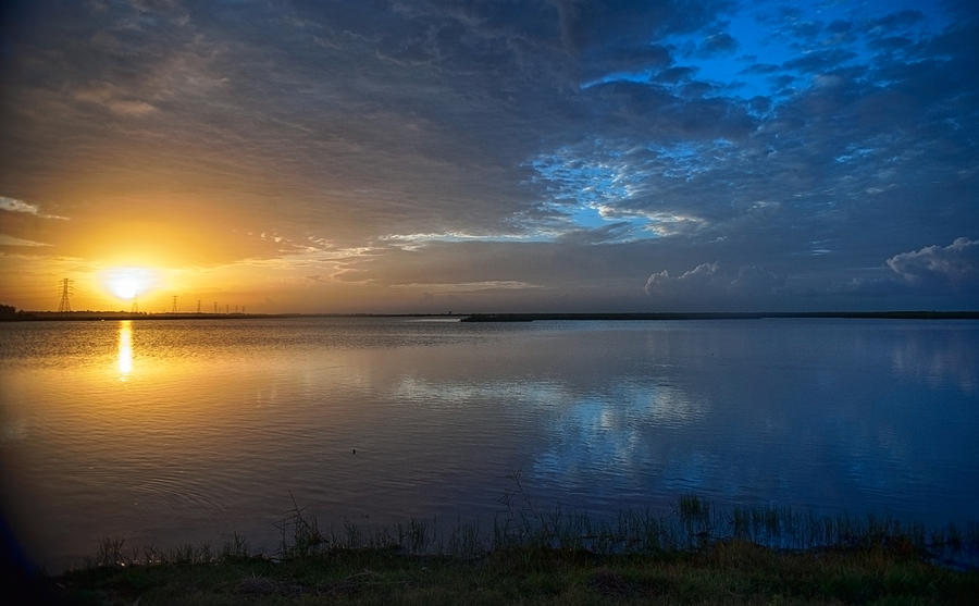 Southeast Texas Sunrise Photograph by Tammy Smith