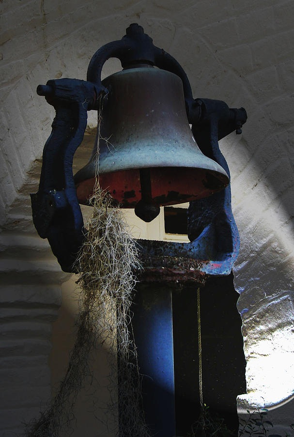 Bell Photograph - Charleston Sc Southern Bell  by Ella Char