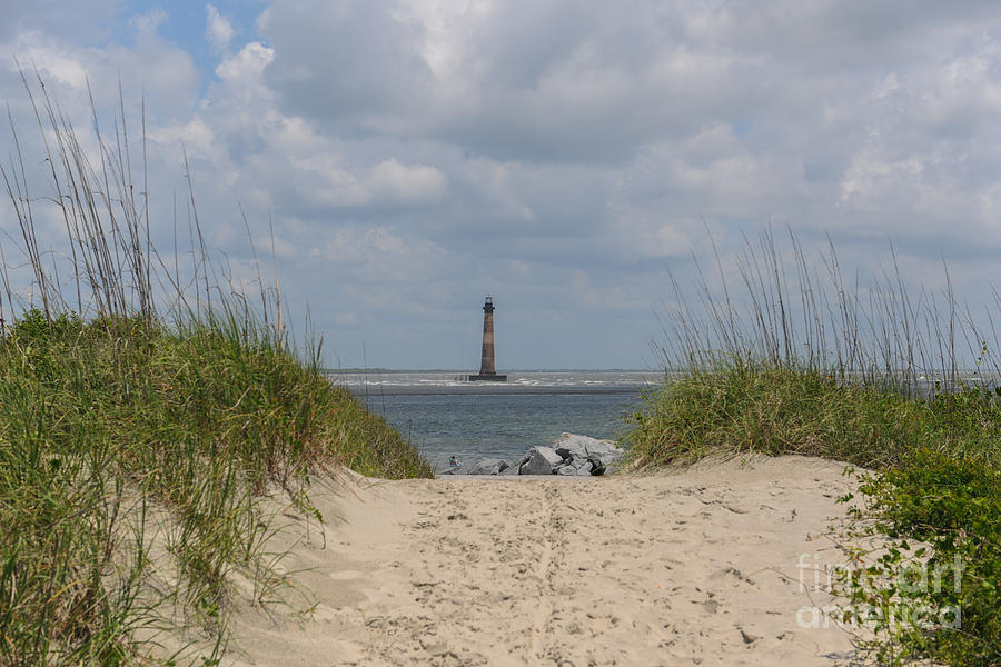 Southern Lighthouse View Photograph