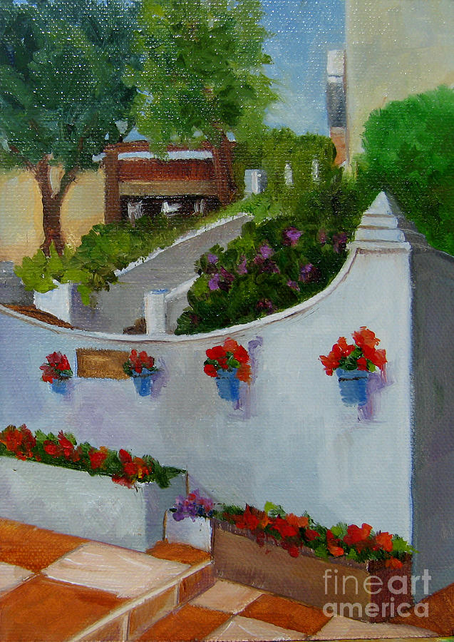 Southern Spain by Vicki Brevell