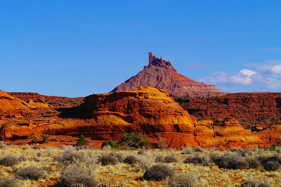 Mountains Photograph - Southern  Utah by Jeff Swan