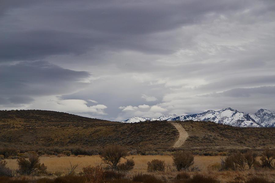 Nevada Photograph - Southfork 1 by Karen  W Meyer