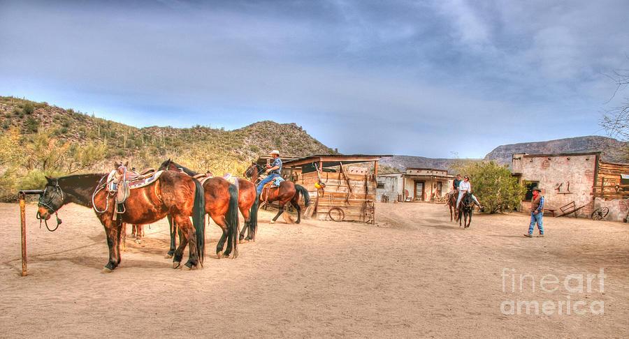 Southwest Ride Photograph
