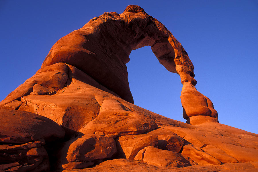 Arch Photograph - Southwest Sentinel by Russ Bishop