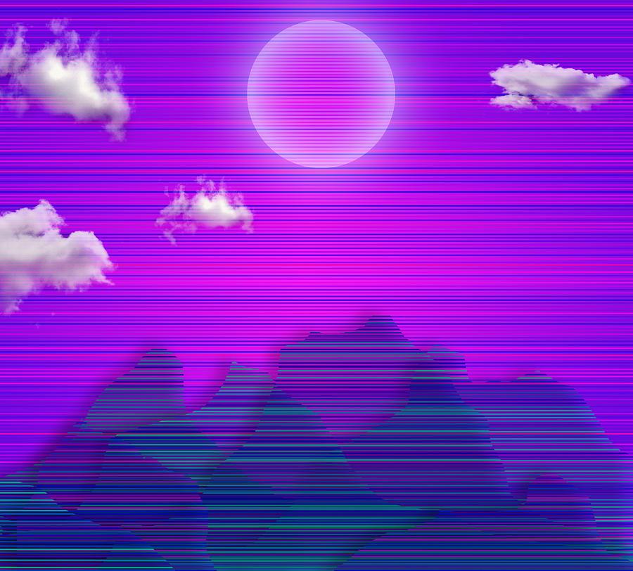 Southwestern II Digital Art