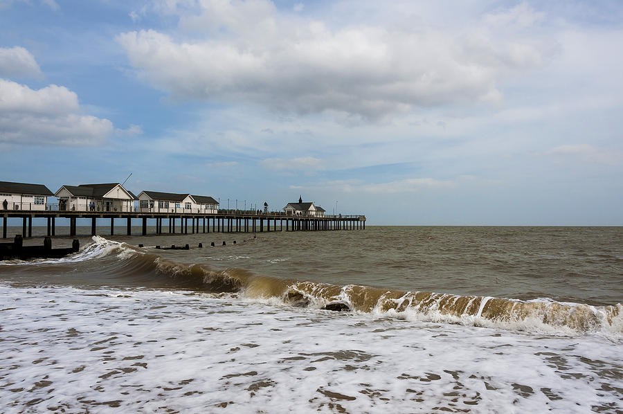 Activity Photograph - Southwold Pier by Svetlana Sewell