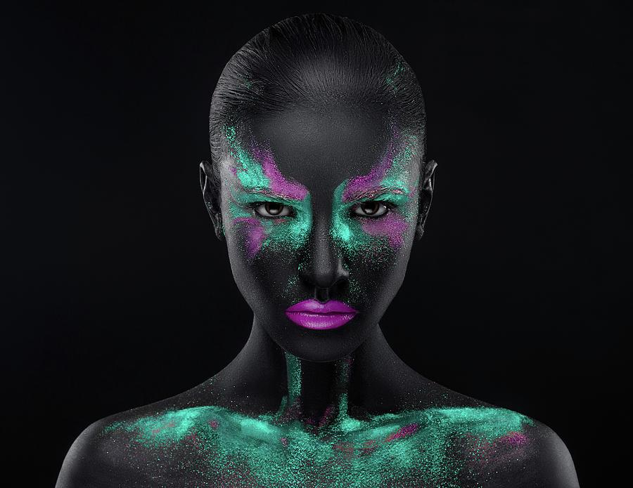Color Photograph - Space by Alex Malikov
