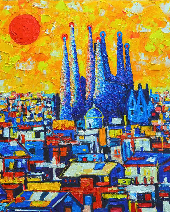 Famous Barcelona Paintings