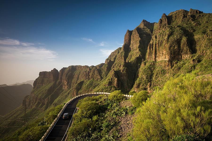 Spain, Canary Islands, Tenerife Photograph by Walter Bibikow