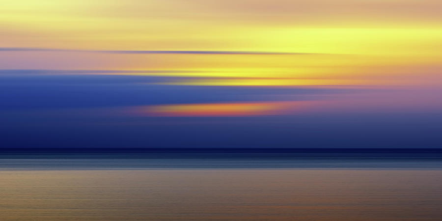 Spain, View Of Seascape Photograph by Westend61