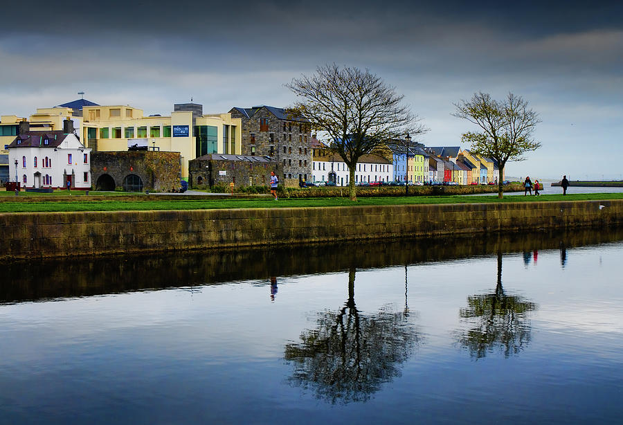 Spanish Arch, Galway Photograph by Photograph By Jonah Murphy